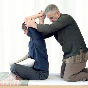 Thai Massage Ausbildung / Therapeutische Massage Level 3