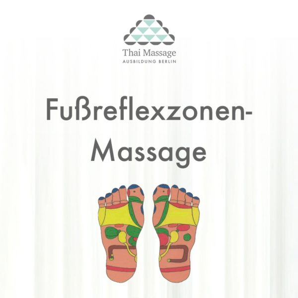 Thai Fußreflexzonen Massage