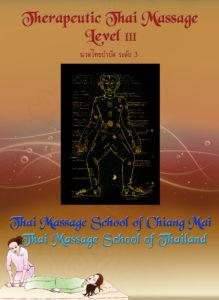 Therapeutische Thai Massage für gute Gesundheit, Level 3