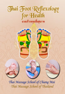 Thailändische Fußreflexzonenmassage