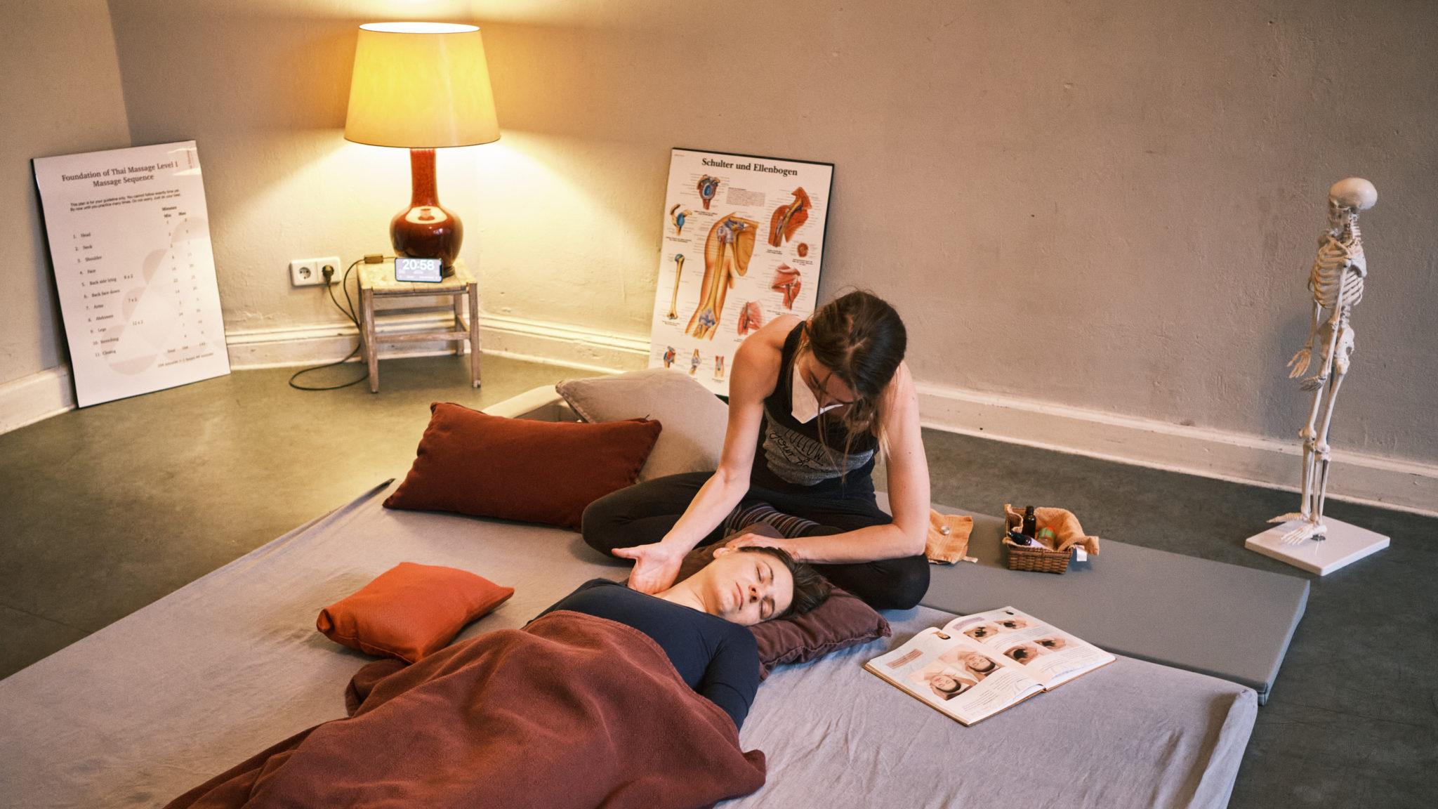 Kalender - Thai Massage Ausbildung Berlin